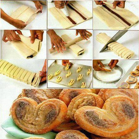 پخت نان شکلاتی،طرز تهیه نان شکلاتی