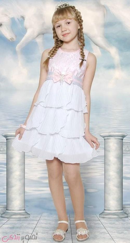 لباس مجلسی شیک دخترانه,مدل لباس مجلسی 2016