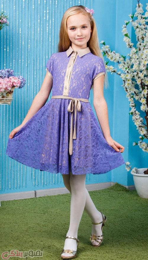 لباس مجلسی دختران نوجوان , پیراهن مجلسی دخترانه