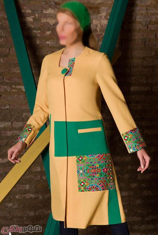 مدل مانتوهای شیک, مدل مانتو دخترانه