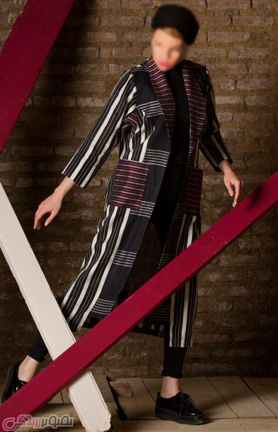 سایر مدل های مانتو  , عکس مدل مانتوهای شیک و جدید آنا ثانی