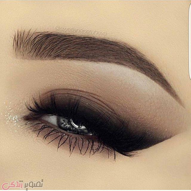 مدل آرایش چشم, میکاپ چشم, خط چشم