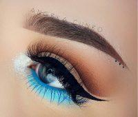مدل آرایش چشم 2016, میکاپ چشم, خط چشم
