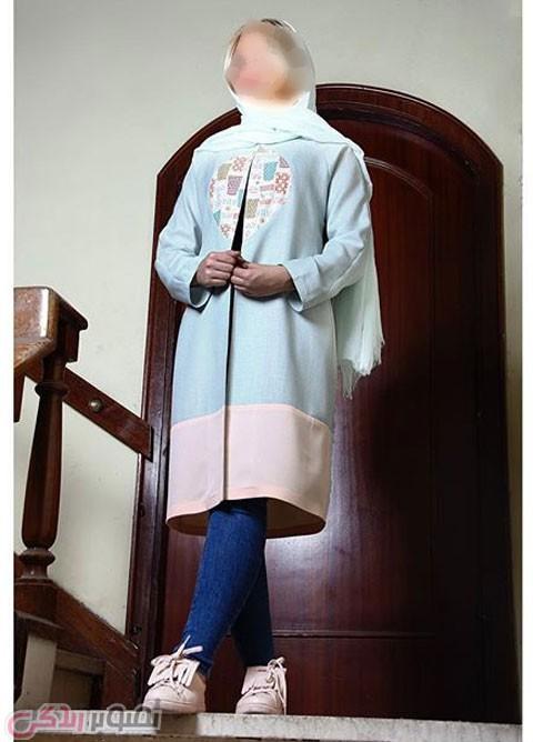 مدل مانتو 95 تابستانی, مدل مانتو دخترانه
