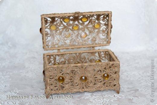 ساخت جعبه جواهر,ملیله کنفی