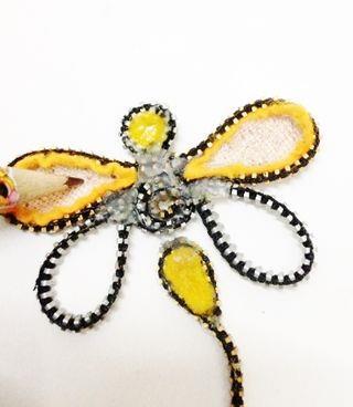 ساخت زیورآلات,ساخت گردنبند پروانه