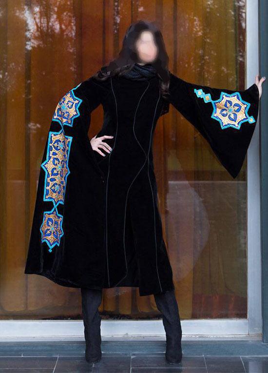 مدل مانتو مجلسی 95, مانتو شیک