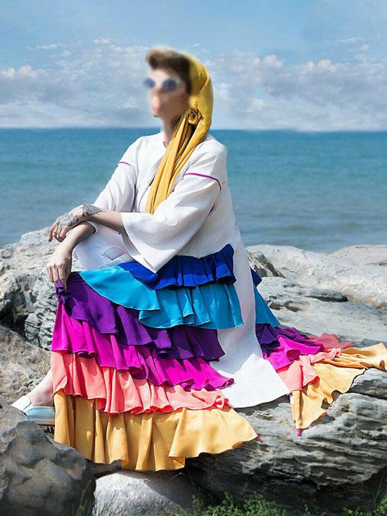 مدل مانتو فانتزی ,مدل مانتو دخترانه
