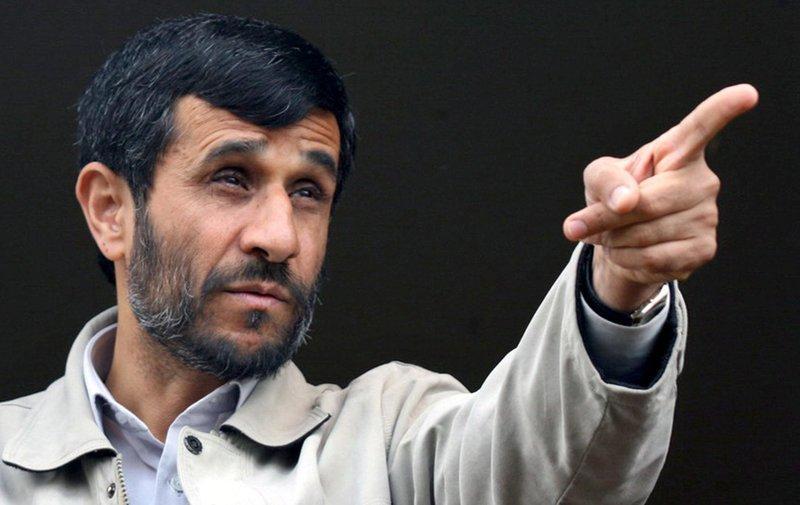 رد صلاحیت احمدی نژاد انتخابات 96
