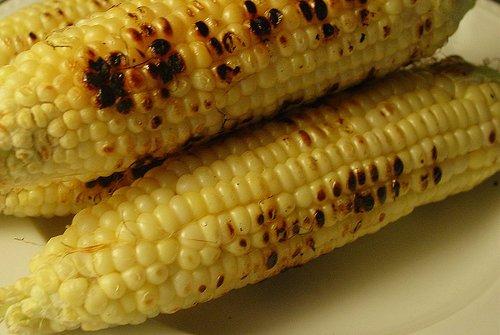 انواع غذاها  , طرز پخت بلال / آموزش گریل کردن بلال