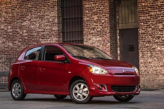 میتسوبیشی میراژ 2015 - خودرو های خارجی