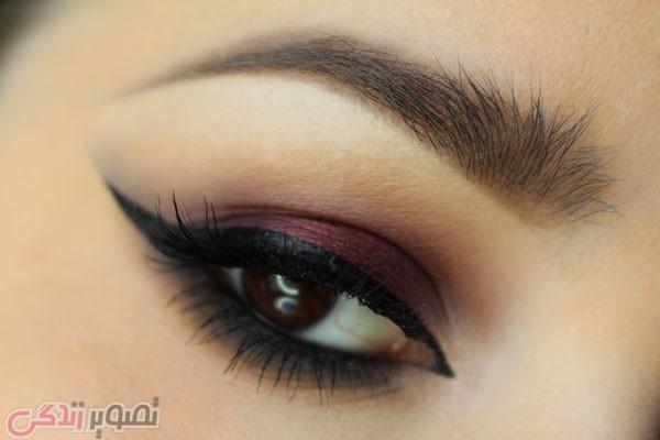 مدل آرایش چشم 2016, میکاپ چشم 95, خط چشم, سایه زدن
