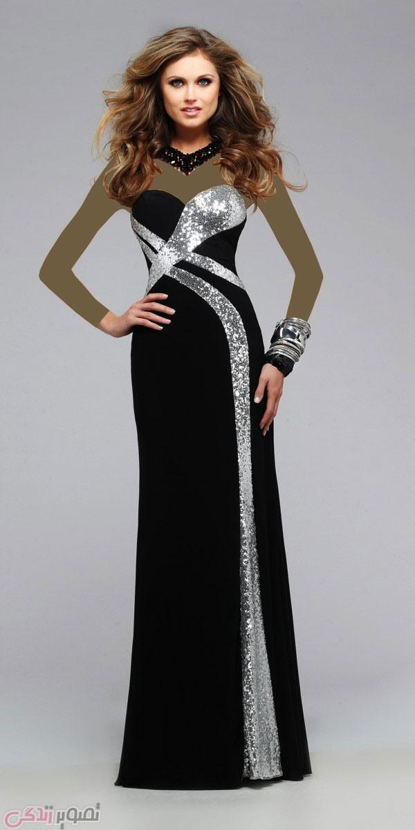 مدل لباس مجلسی 2016, مدل لباس شب 95