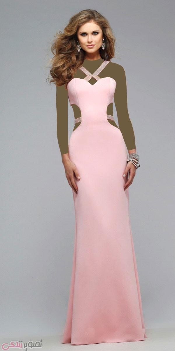 مدل لباس مجلسی بلند 2016,مدل لباس شب جدید