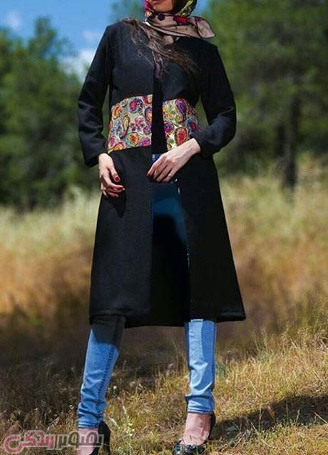 مدل مانتو جلو باز 2016, مانتو جدید تابستانی