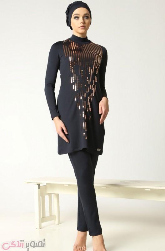 مدل لباس زنانه  , تونیک شلوار ورزشی دخترانه / تونیک اسپرت / لباس ورزشی زنانه