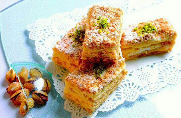 شیرینی ناپلئونی,شیرینی عید