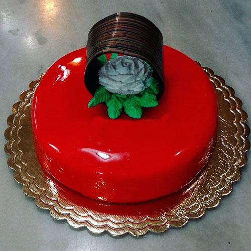 طرز تهیه کیک براق