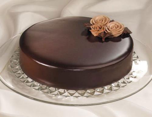 کیک های براق درست کنید!!