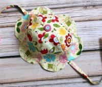 دوخت کلاه دخترانه, آموزش خیاطی
