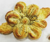 نان چلیپا, انواع نان, نان خانگی