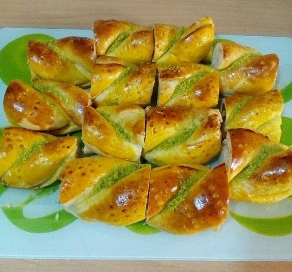 نان انجیری, پخت انواع نان