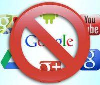 روش حذف حساب کاربری گوگل