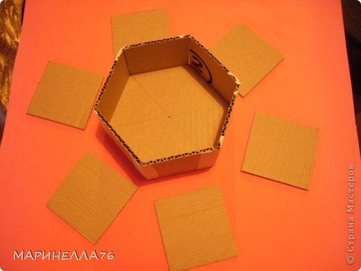 ساخت شکلات خوری مقوایی , هنر بازیافت