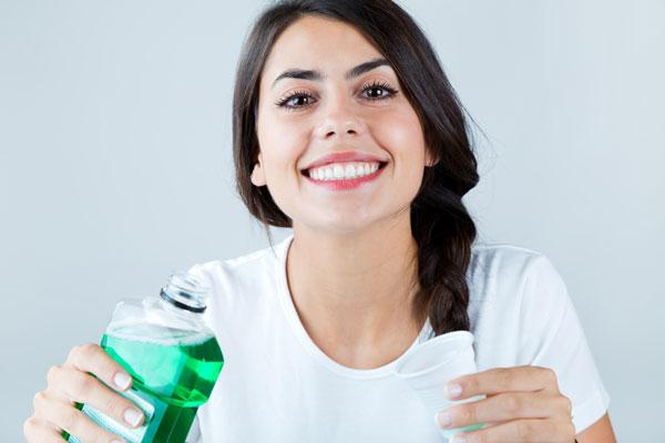 بهداشت و سلامت عمومی  , دهان شویه خانگی بسازید