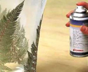 طرح دار کردن ظروف بلور ساده,تزیین ظرف شیشه ای