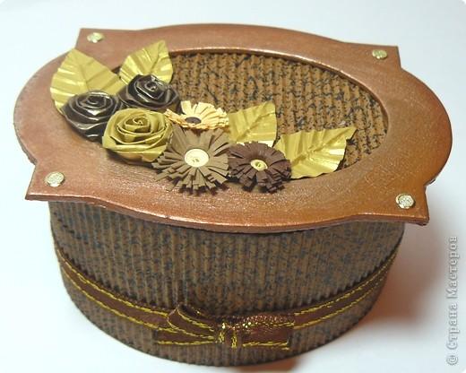 جعبه هدیه دست ساز, جعبه مقوایی تزیینی