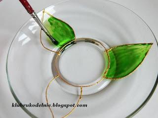 تزیین فنجان بلوری ، نما جواهر, ویترای, جواهرکاری