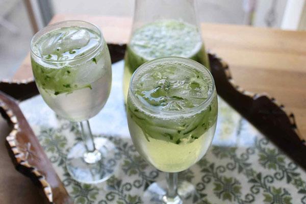 شربت رفع عطش,شربت سکنجبین, نوشیدنی سنتی