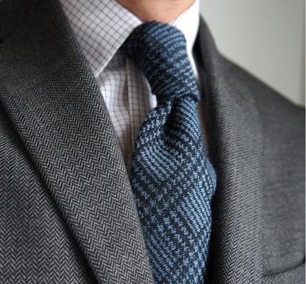 دانستنی های مد و پوشاک  , آموزش سه روش بستن کروات