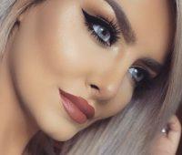 مدل آرایش صورت شیک, میکاپ چهره