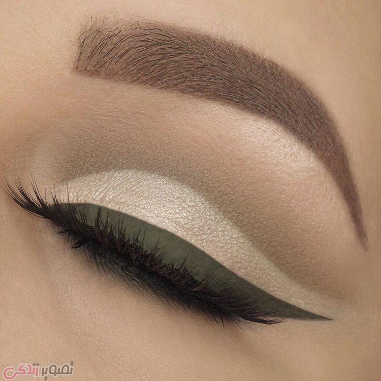مدل میکاپ چشم, آرایش چشم عروس