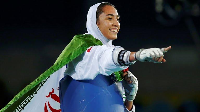 کیمیا علیزاده, المپیک ریو,تکواندو, مدال برنز المپیک 2016