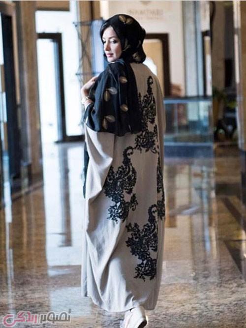 مانتو آستین کیمونو , مدل مانتو 2017