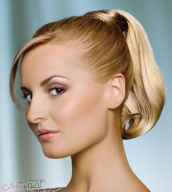 آرایش موی بلند,استایل مو,مدل موی زنانه مجلسی