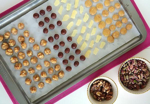 شیرینی مصری ,کعک العید, دسر ماه رمضان