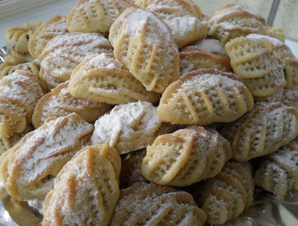 شیرینی مصری ,شیرینی کعک العید, دسر ماه رمضان