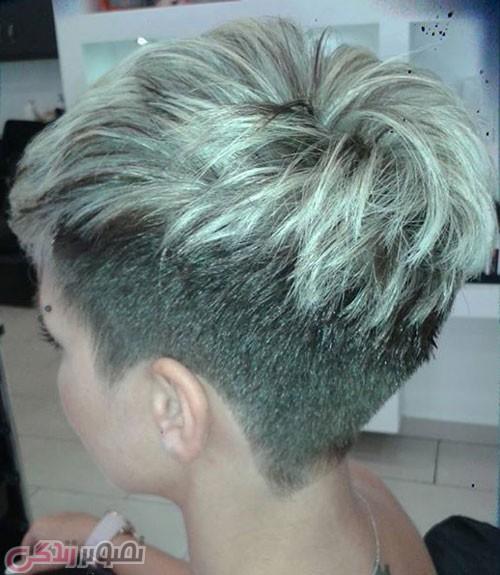 مدل موی فشن کوتاه, مدل موی جدید