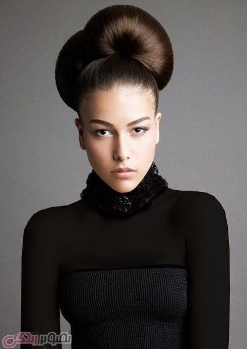 شینیون 2017 , مدل موی مدرن