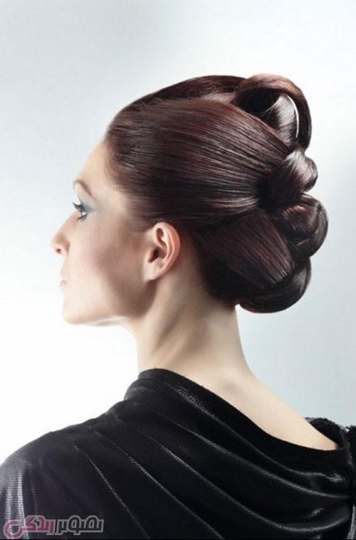 مدل موی شینیون جدید, مدل موی مجلسی