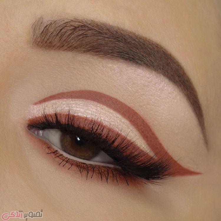 خط چشم کشیدن, آرایش چشم