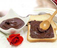 شکلات صبحانه خانگی,نوتلای خانگی