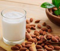 شیر بادام خانگی