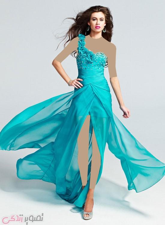 مدل لباس مجلسی, پیراهن حریر, لباس شب