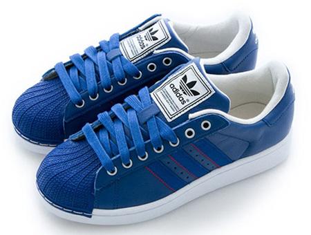 مدل کفش اسپرت پسرانه آدیداس آبی