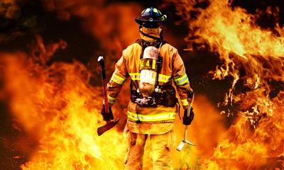 جمله کوتاه در مورد روز آتش نشان,متن زیبا برای روز آتش نشان
